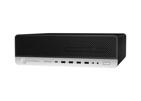 HP EliteDesk 800 G4 SFF Core i7-8700 16GB RAM 512GB