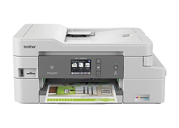 Brother MFC-J995DW - multifunction printer - color
