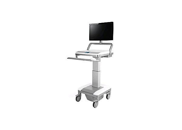 Humanscale TouchPoint T7 Powered PC Cart