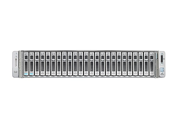 Cisco Business Edition 7000H (Export Restricted) - rack-mountable - Xeon Go