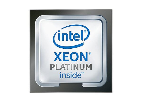 Intel Xeon Platinum 8170 / 2.1 GHz processor
