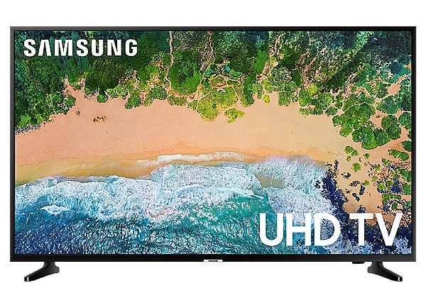 SAMSUNG 55IN 4K UHD HDR SMART TV (BS