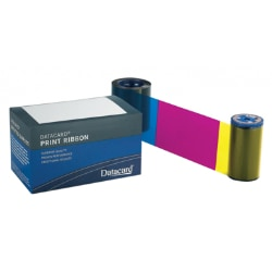 Datacard YMCK-K - color (cyan, magenta, yellow, black) - print ribbon