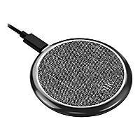 SIIG Premium Wireless Smartphone Charger Pad - Fabric wireless charging mat