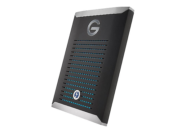 G-Technology G-DRIVE Mobile Pro GDMOPTB3WB10001DBB - hard drive - 1 TB - Th