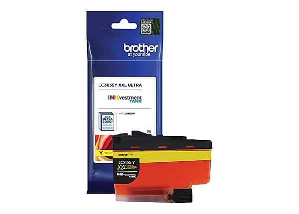 Brother LC-3035Y - Ultra High Yield - yellow - original - ink cartridge