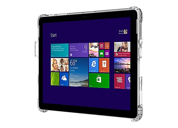 Incipio Octane Pure - back cover for tablet