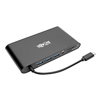 Tripp Lite USB 3.1 Gen 1 USB C Docking Station