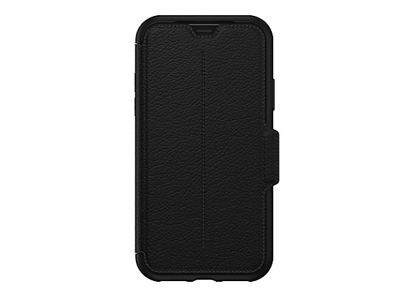 OtterBox Strada Series Folio Case for iPhone X/Xs - Black