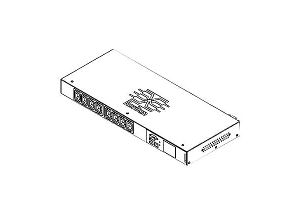 Raritan Dominion PX PX3-5201R - power distribution unit - 5800 VA
