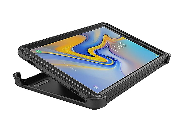 """OtterBox Defender Protective Case for Samsung Galaxy Tab A 10.5"""" - Black"""