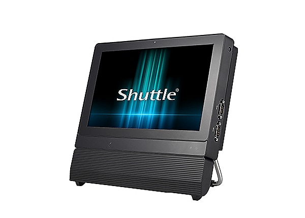 """Shuttle XPC P20U All-in-One 11.6"""" Multi-Touch POS System"""