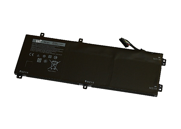 BTI RRCGW-BTI - notebook battery - Li-pol - 5045 mAh - 56 Wh