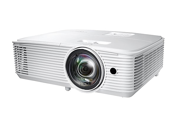Optoma X318ST - DLP projector - short-throw - 3D