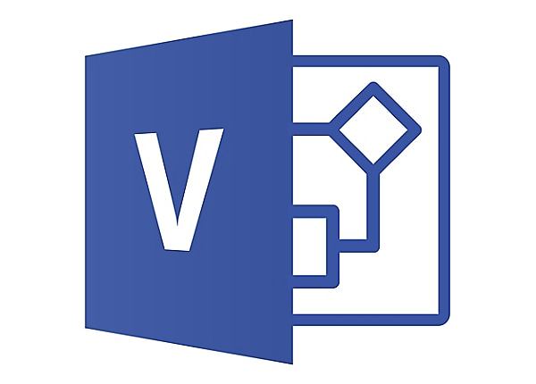 Microsoft Visio Standard 2019 - license - 1 PC