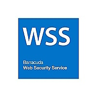 Barracuda Web Security Service - subscription license (1 month) - 1 user