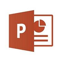 Microsoft PowerPoint 2019 for Mac - license - 1 Mac