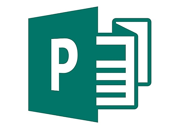 Microsoft Publisher 2019 - license - 1 PC