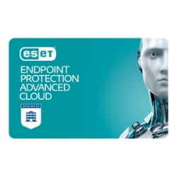 ESET Endpoint Protection Advanced Cloud - subscription license (1 year) - 1