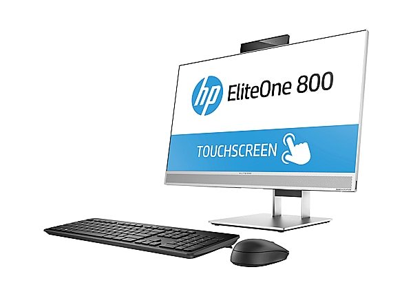 "HP EliteOne 800 G4 AiO 23.8"" Core i7-8700 8GB RAM 128GB Windows 10 Pro"