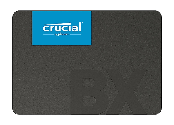 Crucial BX500 - solid state drive - 240 GB - SATA 6Gb/s
