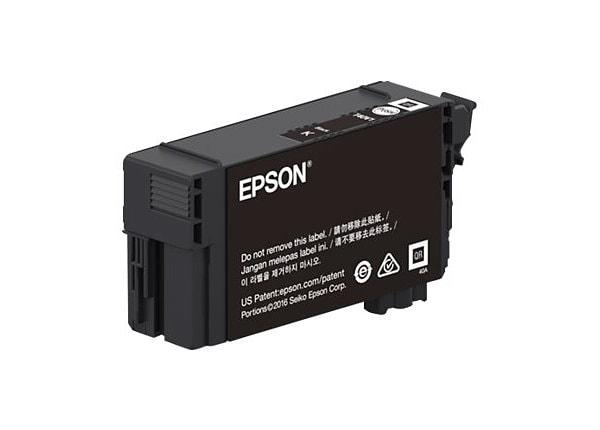 Epson T41P - High Capacity - black - original - ink cartridge