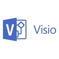 Microsoft Visio Online Plan 1 - subscription license - 1 user