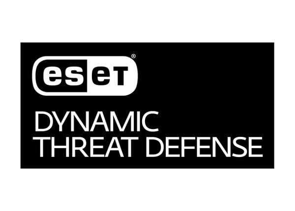 ESET Dynamic Threat Defense - licence d'abonnement (1 an) - 1 utilisateur