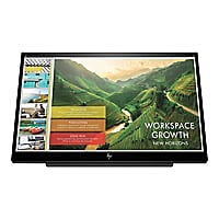 HP EliteDisplay S14 - écran à DEL - HD intégrale (1080p) - 14po