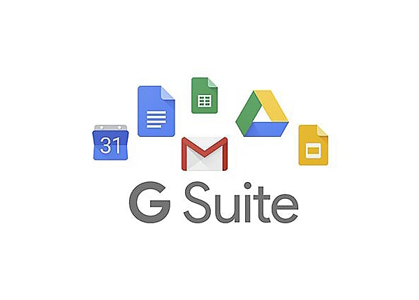 G Suite by Google Cloud Business - subscription license (1 year) - 1 user,