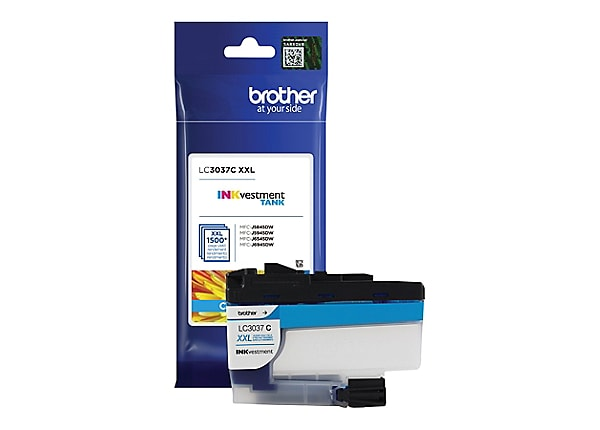Brother LC-3037C - Super High Yield - cyan - original - ink cartridge