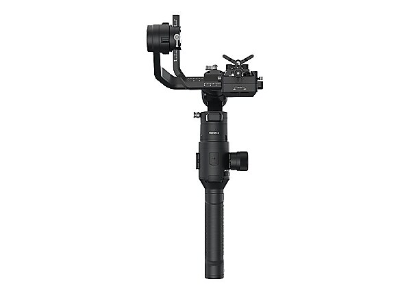 DJI Ronin-S support system - motorized handheld stabilizer