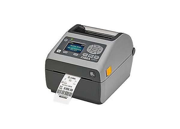 Zebra ZD620d - label printer - B/W - direct thermal
