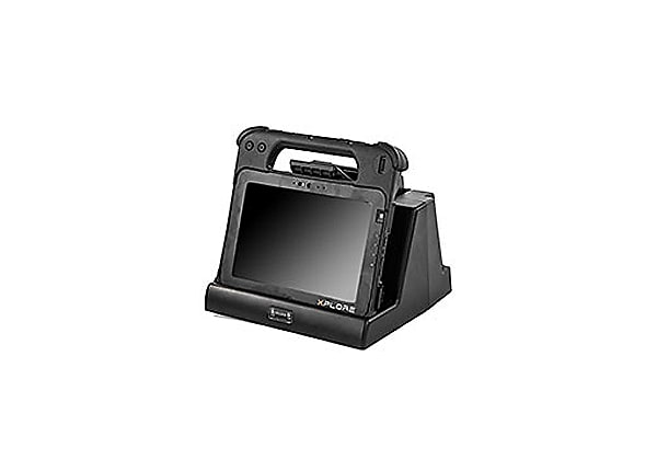 Zebra Xplore Office Dock with Battery Charger for L10 Rugged Tablet
