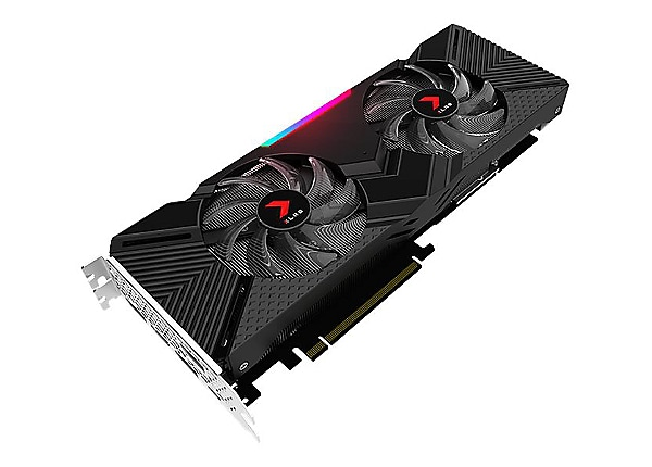 PNY XLR8 GeForce RTX 2080 Gaming Dual Fan - Overclocked Edition - graphics