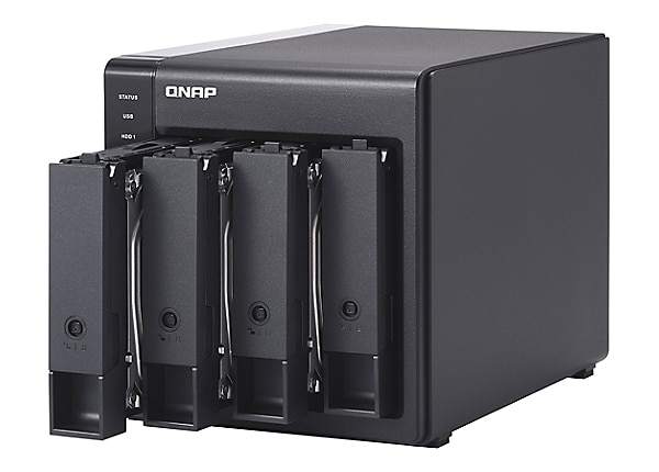 QNAP TR-004 - hard drive array