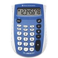Texas Instruments Pocket-sized Durable Calculator
