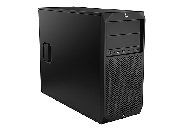 HP Workstation Z2 G4 - MT - Xeon E-2144G 3.6 GHz - 16 GB - SSD 512 GB - US