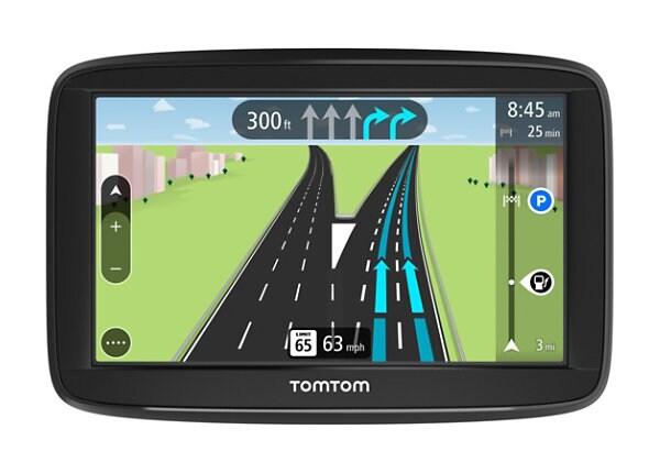 TomTom VIA 1525M - GPS navigator