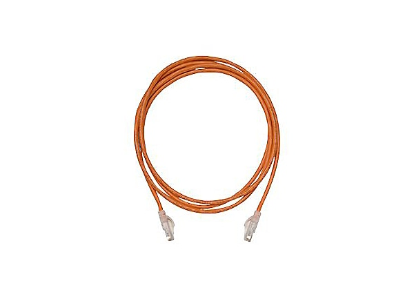 Ortronics Clarity 6 - patch cable - 20 ft - orange