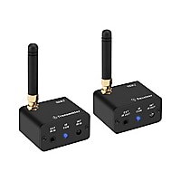 SIIG Wireless IR Signal Extender Kit - transmitter and receiver - infrared
