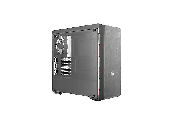 Cooler Master MasterBox MB600L - with ODD Support - mid tower - ATX