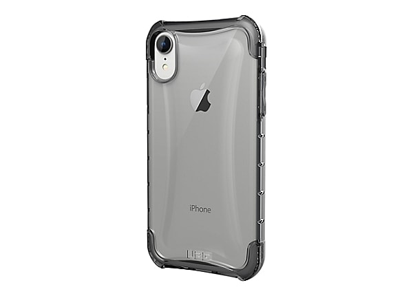 UAG Rugged Case for iPhone XR [6.1-inch screen] - Plyo Ice - back cover for