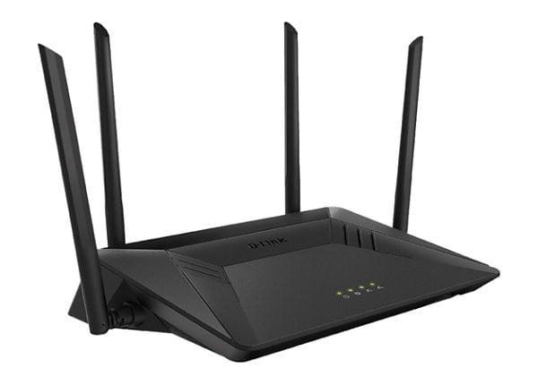 D-Link DIR-867 - wireless router - 802.11a/b/g/n/ac Wave 2 - desktop