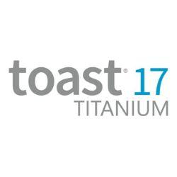 Roxio Toast Titanium (v. 17) - box pack - 1 user
