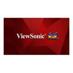 "ViewSonic CDE6510 65"" Class (64.5"" viewable) LED display - 4K"