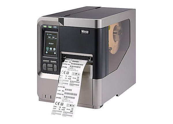 Wasp WPL618 - label printer - monochrome - direct thermal / thermal transfe