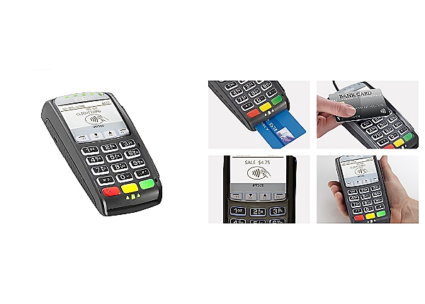 Ingenico iPP 320 USB + RS232 Mono Display Payment Terminal