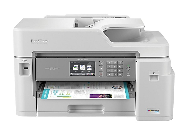 Brother MFC-J5845DWXL - multifunction printer - color