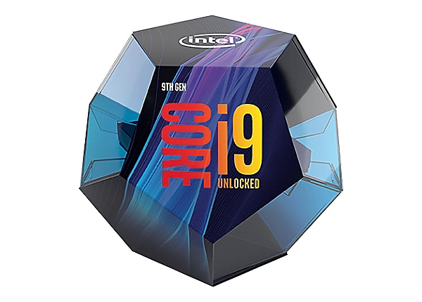Intel Core i9 9900K / 3.6 GHz processor